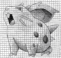 pokemon nidoran modified by match16