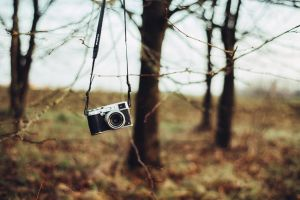 The Fuji X100s by Maegondo