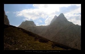 Totes Gebirge - Schermberg by pitchblacknight