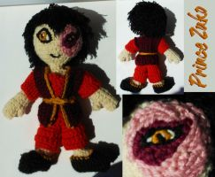 Zuko doll by JenniferElluin