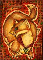 ACEO Trade - kayora by Redwall151