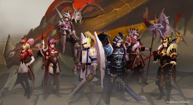 For Seven Knights! by tendou