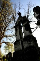 cemetary 1 by AkimaDoll
