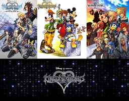 D23 Japan Expo 2013: Kingdom Hearts HD 2.5 ReMIX by Legend-tony980
