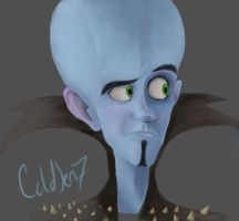 Megamind by RedSmile77