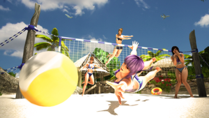 Dead Or Alive - Beach Volley by James--C