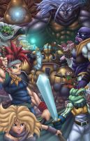 Chrono Trigger by K-fry-express