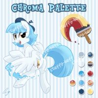 SOLD: Chroma Palette by steffy-beff