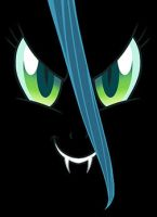 Queen Chrysalis by Jelleebelly