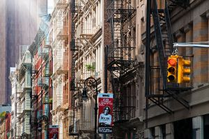 New York stairs by kristo1974