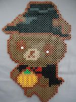 HallowBear by PerlerHime