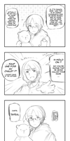 this comic has degenerated by SackDrawer