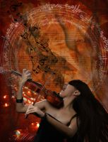 Music Shall Possess You by AndreaChapman