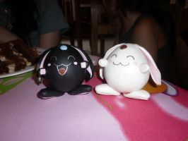 Mokona Luv by Neko-Leara