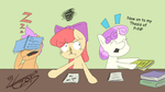 Cutie Math Masters by LiraCrown