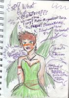 NCIS Tonybell the fairy by Squireprincess