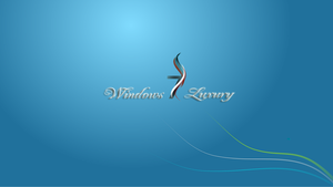 Windows 7 Luxury wallpaper by khatmau