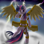 Twilight Sparkle's Contraption by ABluSkittle