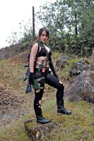 Quiet MGS Cosplay by Val-Raiseth