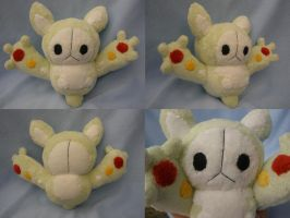 Rankurusu Chibi Plush by GlacideaDay