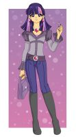MLP - Twilight Sparkle by Sailor-Serenity