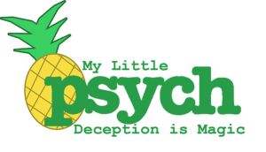 My Little Psych Logo by TheNittles