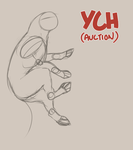 YCH ( AUCTION / CLOSED ) by Pungrotter