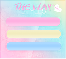 The Way|Styles by BelieveInMusic