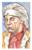 Dr. Emmett Brown from Back to the Future... by ssava