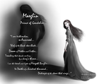 Re-embodied...Maeglin the elfmaid by jade-forest-2