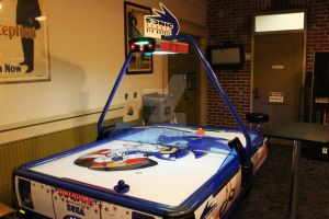 Sonic Air Hockey Table 2 by DC-Mini