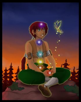 Open your chakra by FreeWingsS