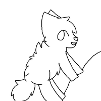 Just Lineart by Lithekitty1235