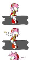 Happy Birthday Amy 2013 [pg 1] by KnightNicole