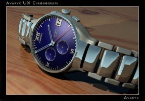 UX Chronograph by Avaryc