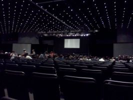 AnthroCon 2012: Stage by murkrowzy
