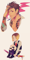 HQ: yakuza by animegirl000