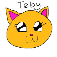 Teby cat by AppleLora