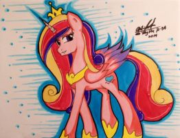 Princess Mi Amore Candeza by Mr-skylineR34