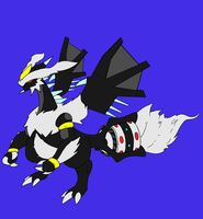 Kyurem by chocomus
