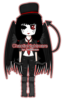 ChaoticNightmare: Ourworld Request by CuteSwears