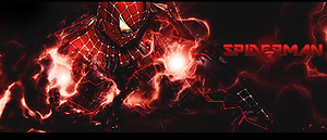 Spiderman feel the Power by th3xPiw0r