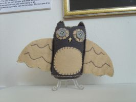 Psychowl by HypotheticalTextiles