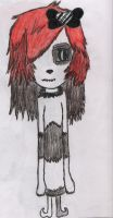 """HHAW OC Jackie """"OLD"""" by LittleSpaceStars"""