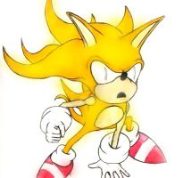 Super Sonic by Dues-X