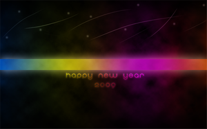 Happy New Year 2009 by SL05NED
