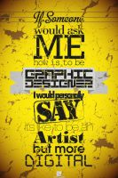 What's a Graphic Designer by piotr554