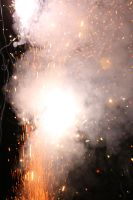 Fireworks Stock 22 by Malleni-Stock