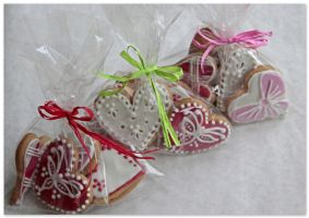 186 - Valentine cookies again... by AnnaMagdalenaPe