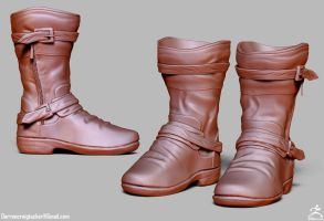 Boots by DTHerculean